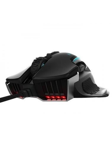 Corsair Ch9302311Eu Glaive Rgb Pro Alüminyum Optik Oyuncu Mouse Renkli